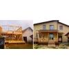 Строим дома,          коттеджи,          бани,          беседки,          комплексы по адекватным ценам!