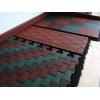 Модульная плитка из резиновой крошки по доступной цене.  Производство и поставка модульной резиновой плитки по городам России.
