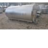 Танк-охладитель,  объем — 6 куб. м. ,   с мешалкой