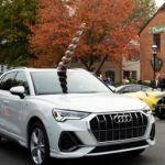 Audi Q3 Платья как единорог, в комплекте с рогом, для Хэллоуина