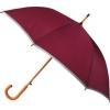 Зонты-трости разных цветов