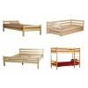 Деревянные кровати из массива сосны