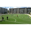 Искусственная трава – идеальное решение для спортивных школьных и детских площадок.